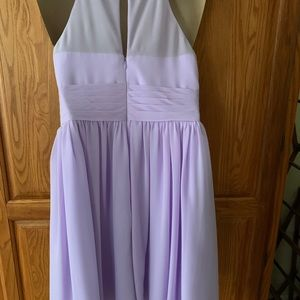 Azazie Dresses - Azazie bridesmaid dress short